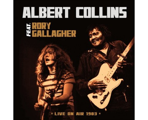 Albert Colllins - Live On Air 1983 (CD) - image 1 of 1