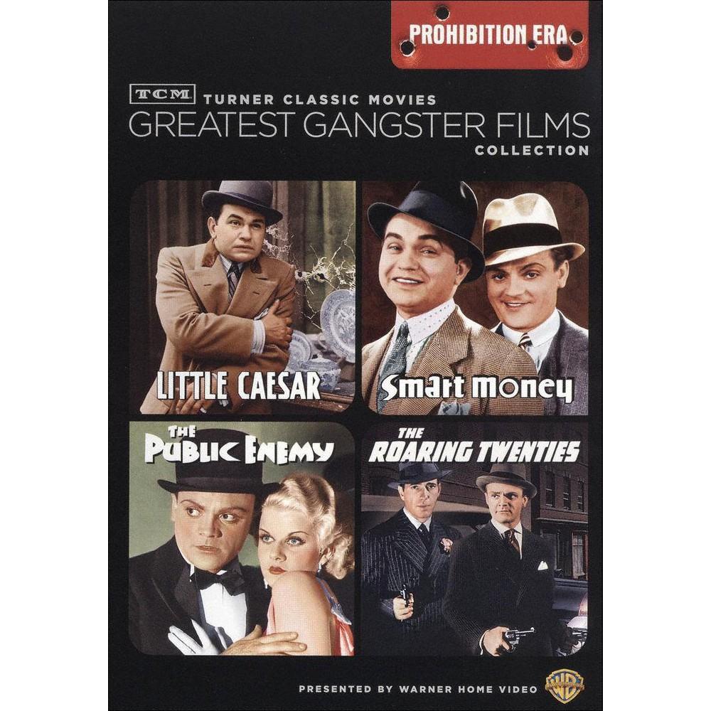 Tcm Greatest Gangster Films Collection: Prohibition Era [2 Discs]