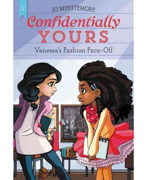 Vanessa's Fashion Face-Off (Paperback) (Jo Whittemore) - image 1 of 1