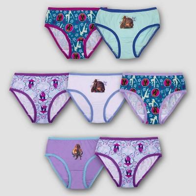 Girls' Raya and the Last Dragon 7pk Underwear