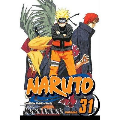 Naruto, V31 - by  Masashi Kishimoto (Mixed Media Product)
