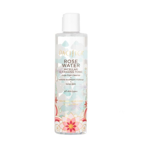 Pacifica Rose Water Micellar Cleansing Tonic - 8 fl oz - image 1 of 6