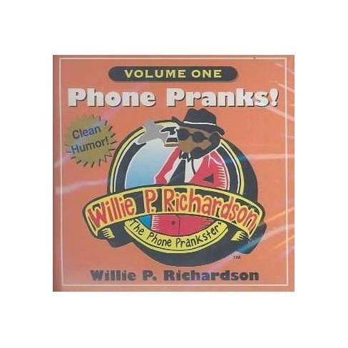 Willie; Willie - Phone Pranks!: Vol. One (CD) - image 1 of 1