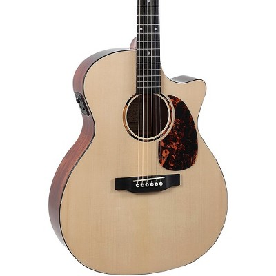 Recording King RGA-G6-CFE5 G6 Grand Auditorium Acoustic-Electric Guitar Natural