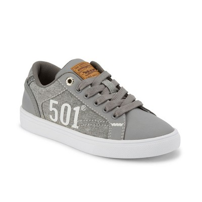 Levi's Kids 501 Jeffrey Lo CHM Lace-up Unisex Fashion Sneaker Shoe