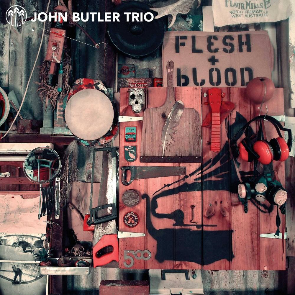 Butler John Trio - Flesh & Blood (CD)