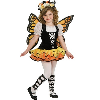 Rubies Monarch Butterfly Child Costume