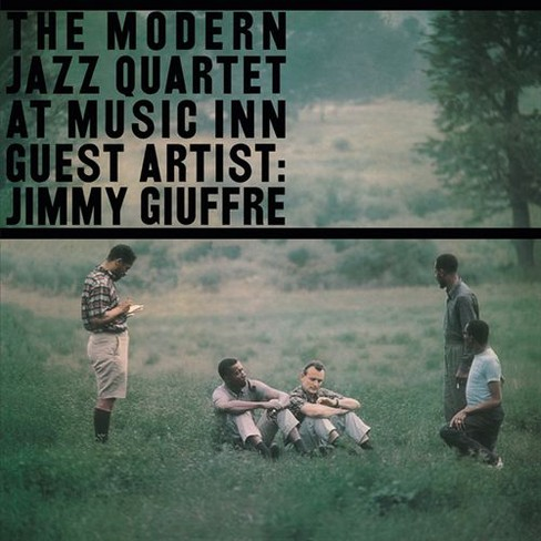 Modern jazz quartet - At music inn (Vinyl) - image 1 of 1