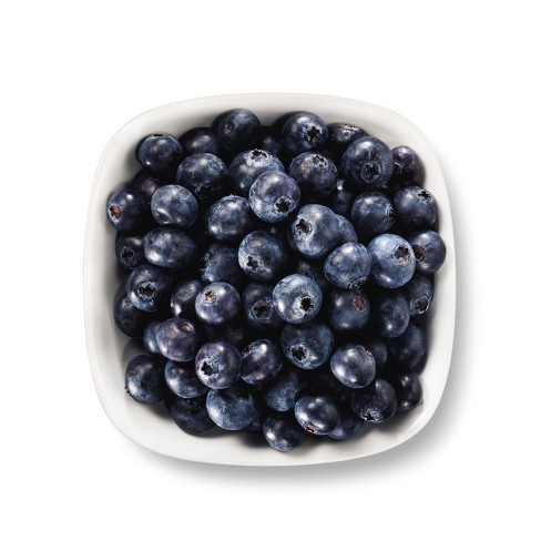 Organic Blueberries - 4.4oz Package - image 1 of 3