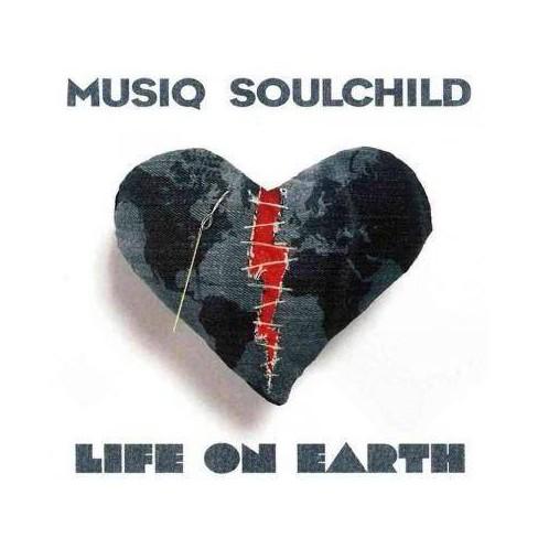 Musiq Soulchild - Life On Earth (CD) - image 1 of 1