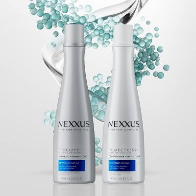 Nexxus Therappe & Humectress Ultimate Moisture Hair Care Collection for Normal to Dry Hair