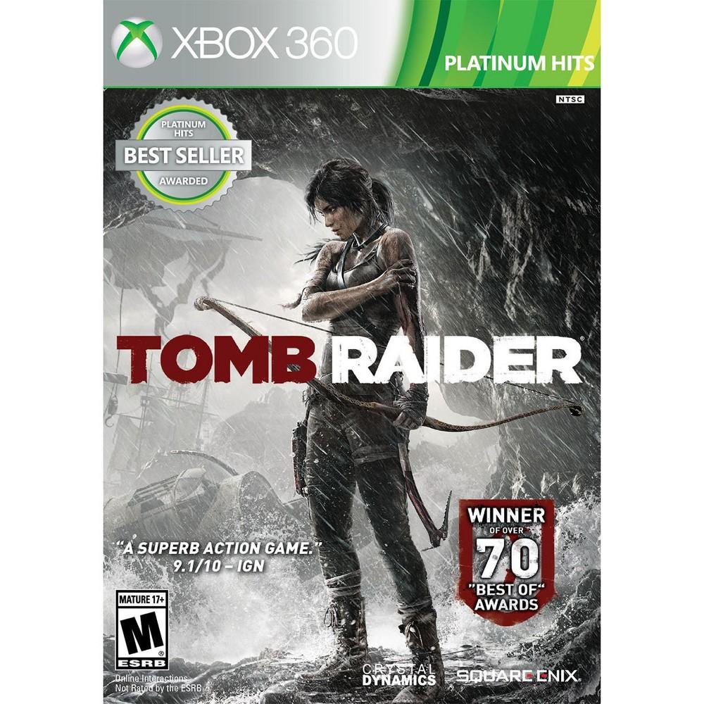 Tomb Raider Xbox 360, Video Games