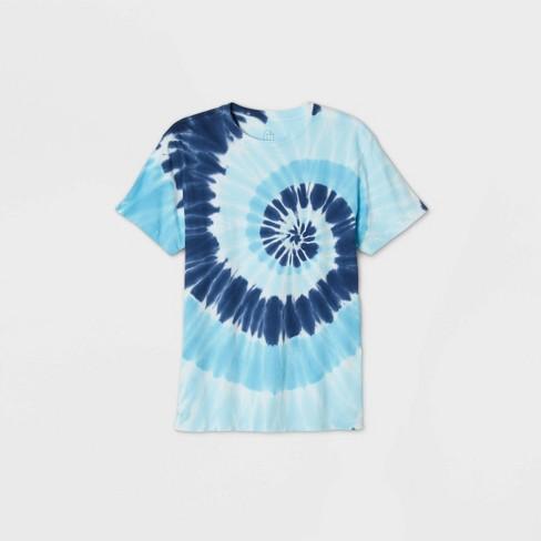 Men's Loose Fit Short Sleeve Crew Neck T-Shirt - Original Use™ Blue - image 1 of 1