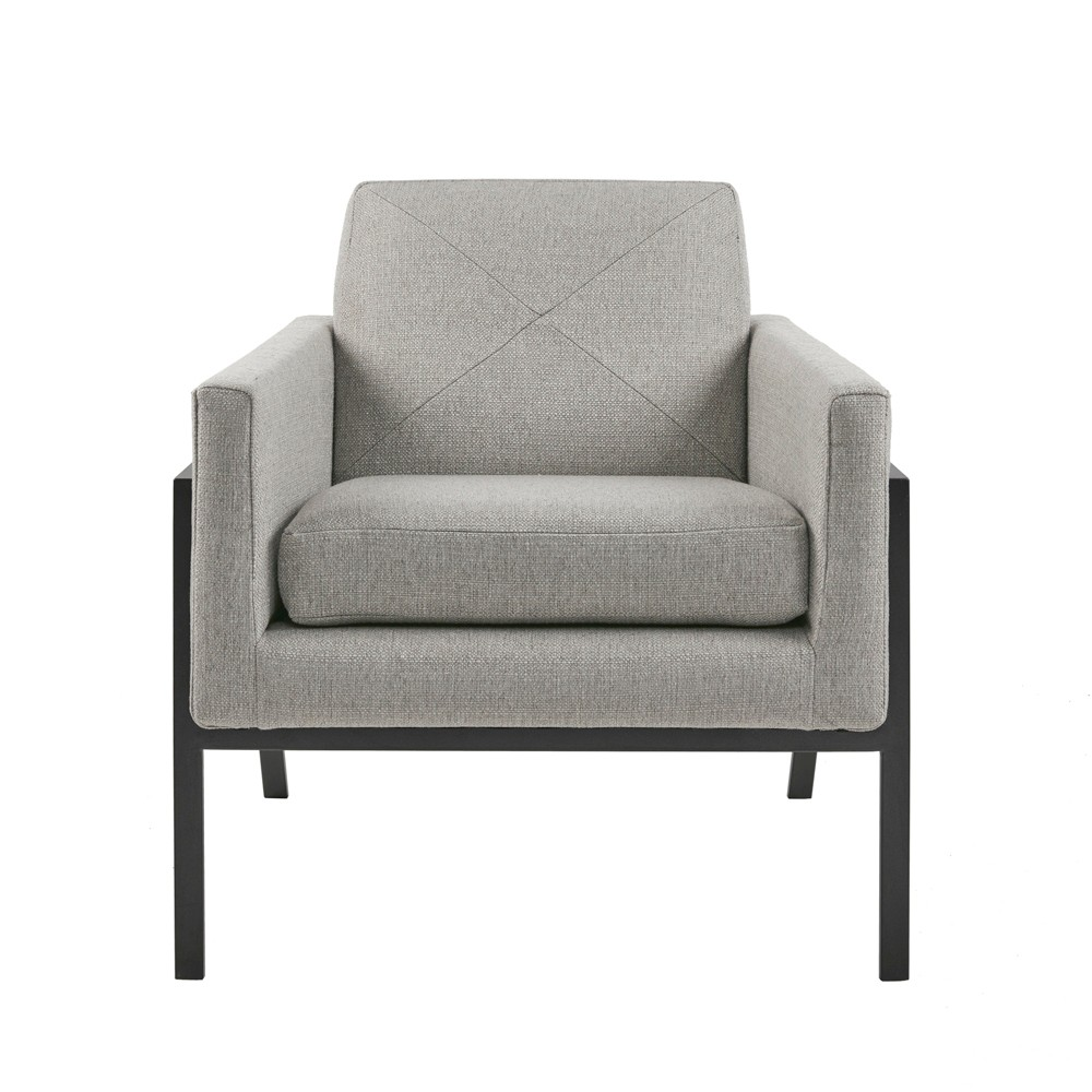 Rhodes Accent Chair Gray, Accent Chairs
