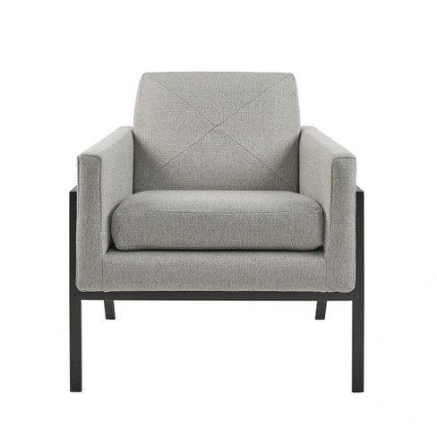 Rhodes Accent Chair Gray - image 1 of 9