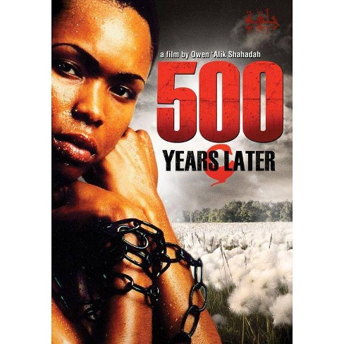 500 Years Later (DVD) - image 1 of 1