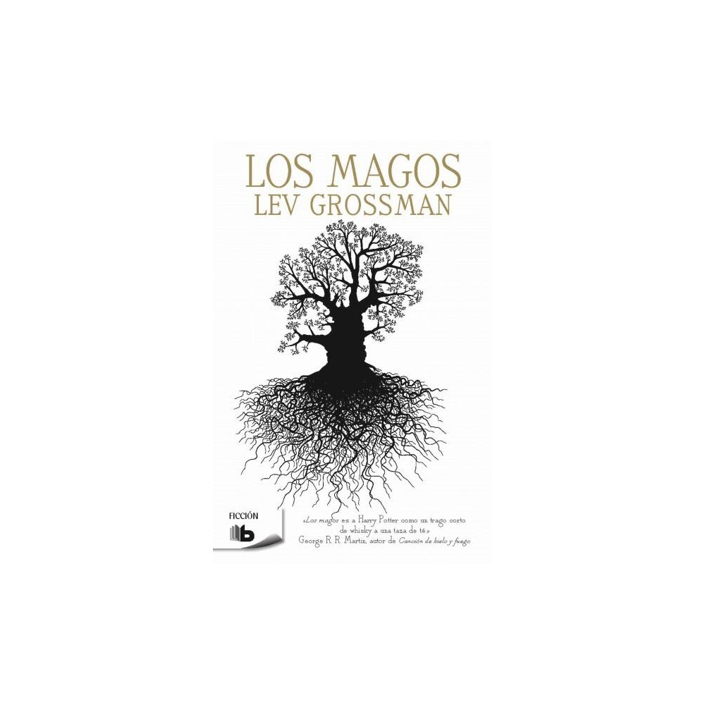 Los Magos/ The Magicians (Translation) (Paperback) (Lev Grossman)