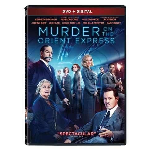 Murder on the Orient Express (DVD + Digital) - image 1 of 1