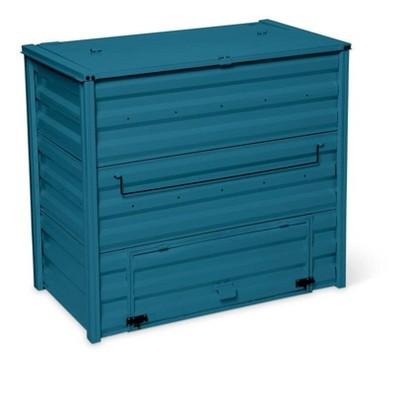 Demeter Metal Compost Bin - Gardener's Supply Company