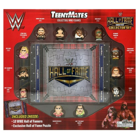 Teeny Mates WWE Hall of Fame Pack - image 1 of 2