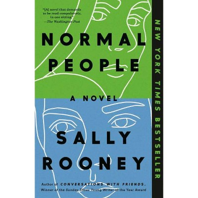 Normal People - by Sally Rooney (Paperback)
