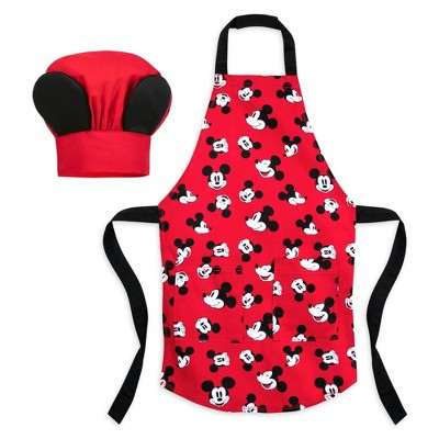 Mickey Mouse & Friends Mickey Cotton Apron - Disney store