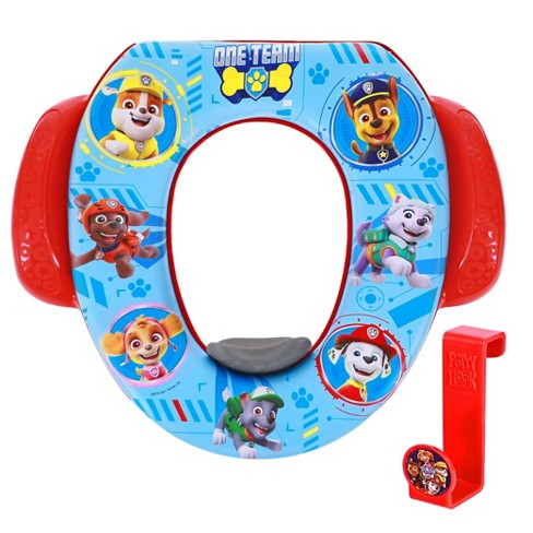 """Nickelodeon PAW Patrol """"One Team"""" Soft Potty Seat with Potty Hook - image 1 of 4"""