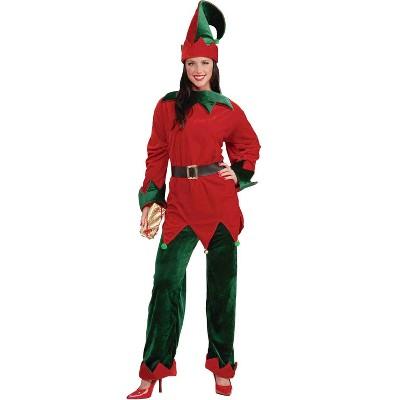 Forum Novelties Helper Elf Adult Costume