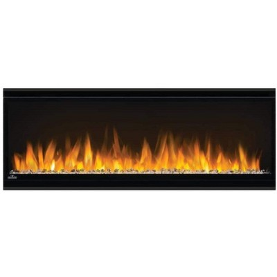 Napoleon Products Alluravision Slim Wall Mount Electric Fireplace