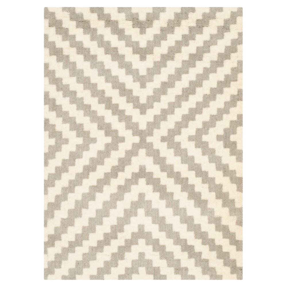 Alaine Accent Rug - Gray / Ivory ( 2' X 3' ) - Safavieh, Gray/Ivory
