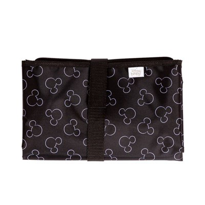Disney Baby by J.L Childress Full Body Changing Pad Mickey - Black