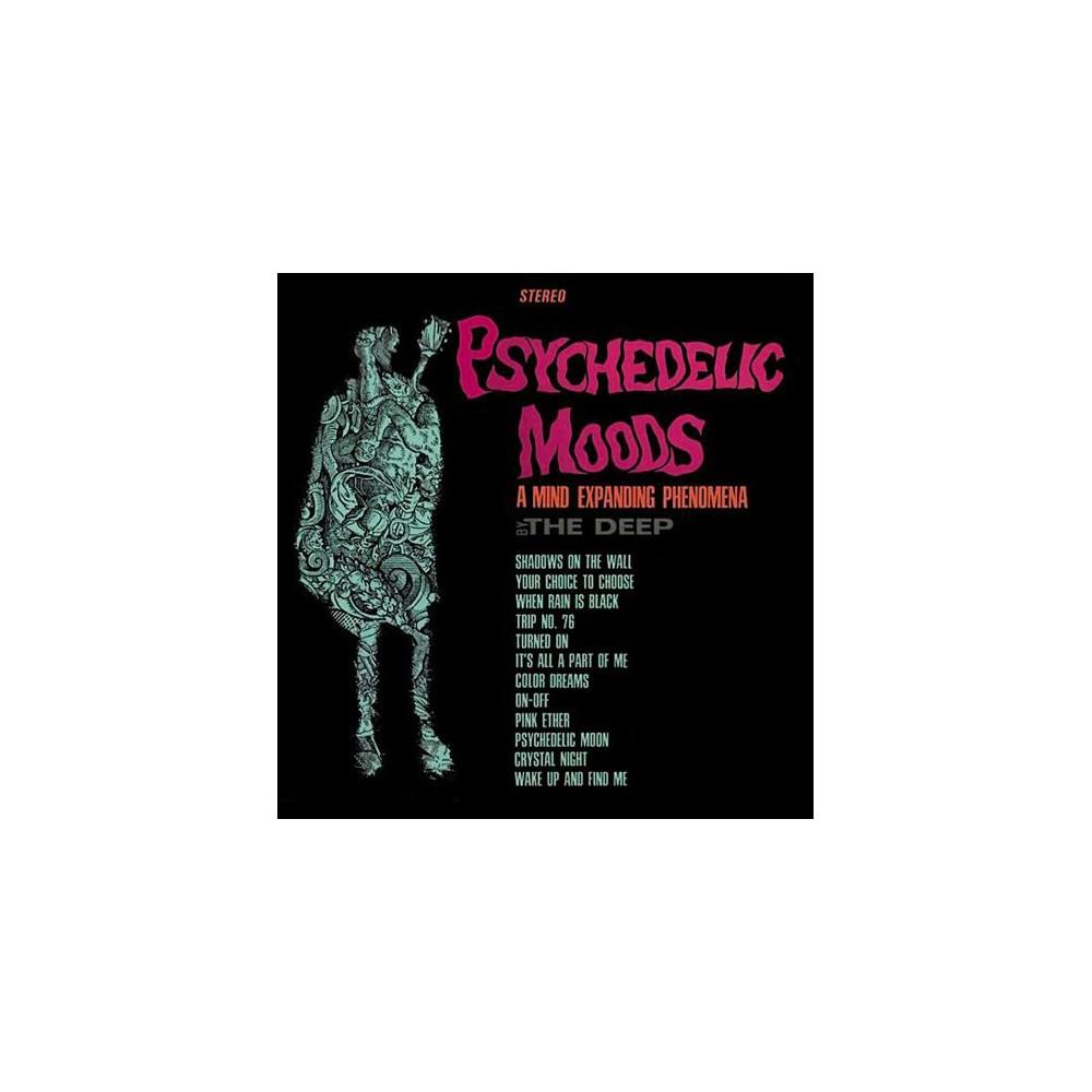 Deep - Psychedelic Moods Of The Deep (Vinyl)