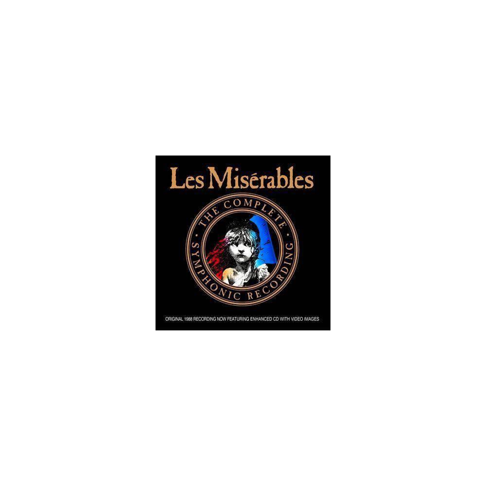 Original Cast - Les Miserables: Complete Symphonic Recordings (CD) Compare