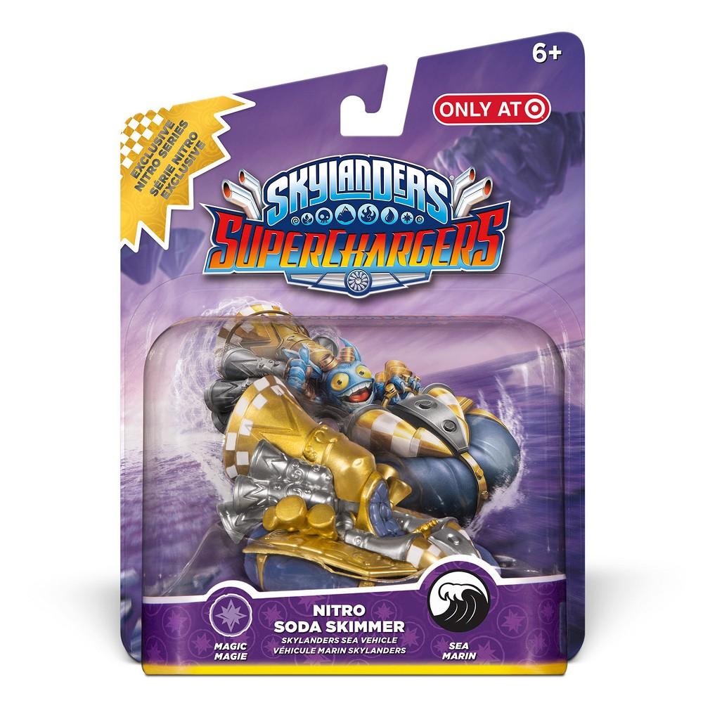 Skylanders SuperChargers Nitro Soda Skimmer - Target Exclusive, Multi-Colored