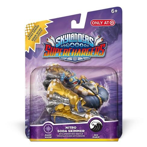 Skylanders SuperChargers Nitro Soda Skimmer - Target Exclusive - image 1 of 4