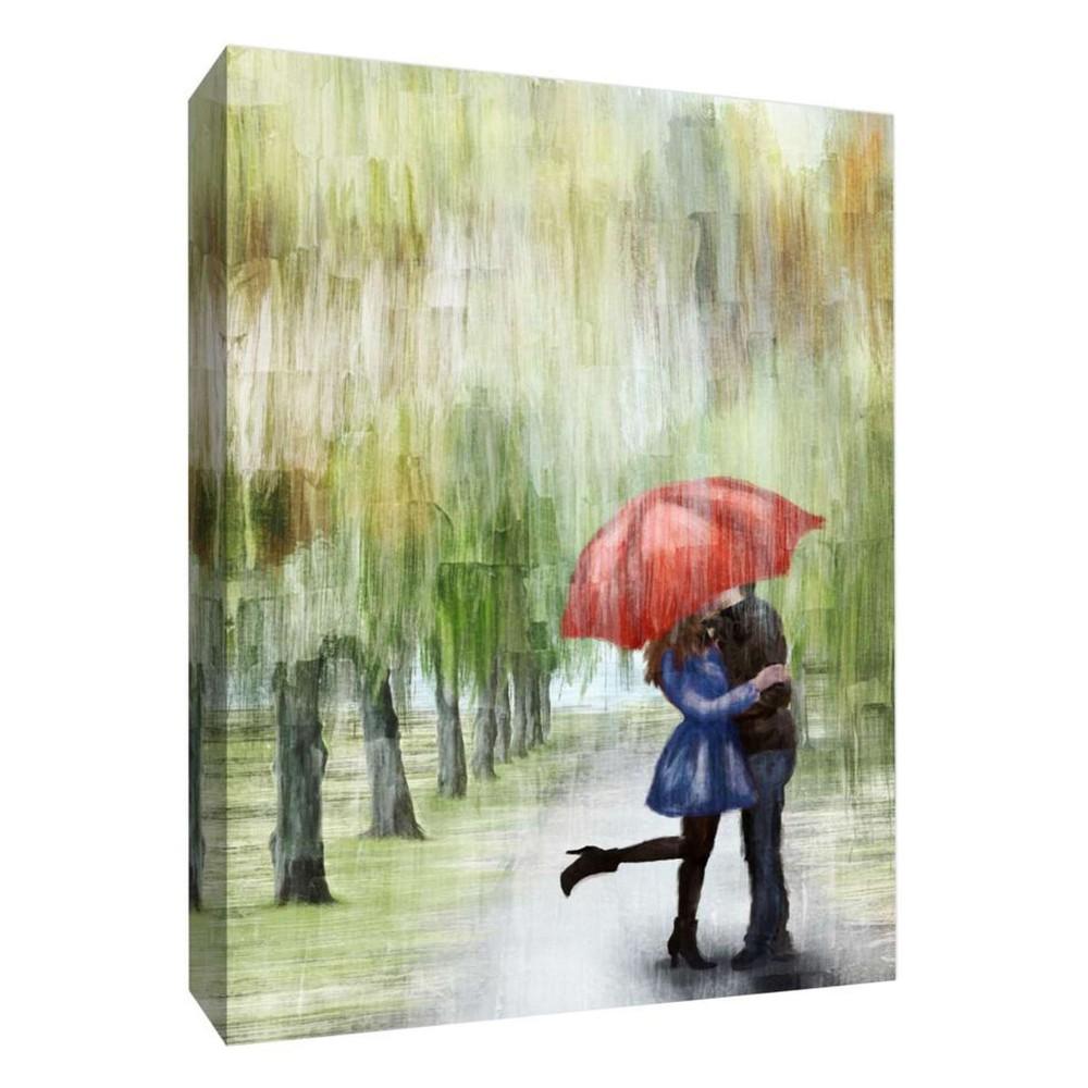 Rainy Day Decorative Canvas Wall Art 11