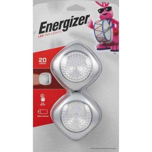 Energizer 2pk LED Tap Cabinet Lights - image 1 of 4