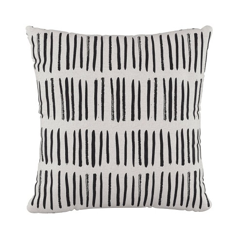 Dash Square Throw Pillow - Cloth & Co. - image 1 of 4