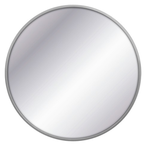 Decorative Wall Mirror Gray - Project 62™ - image 1 of 6