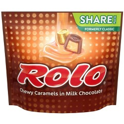 Rolo Chocolate Candy - 10.6oz