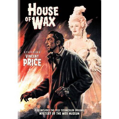 House Of Wax (DVD)(2009) - image 1 of 1