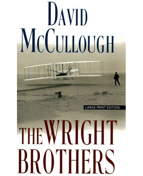Wright Brothers (Paperback) (David McCullough) - image 1 of 1