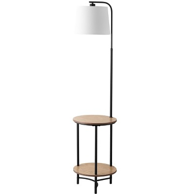 Henley Floor Lamp - Matte Black - Safavieh