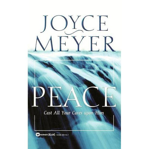 Peace - by  Joyce Meyer (Paperback) - image 1 of 1