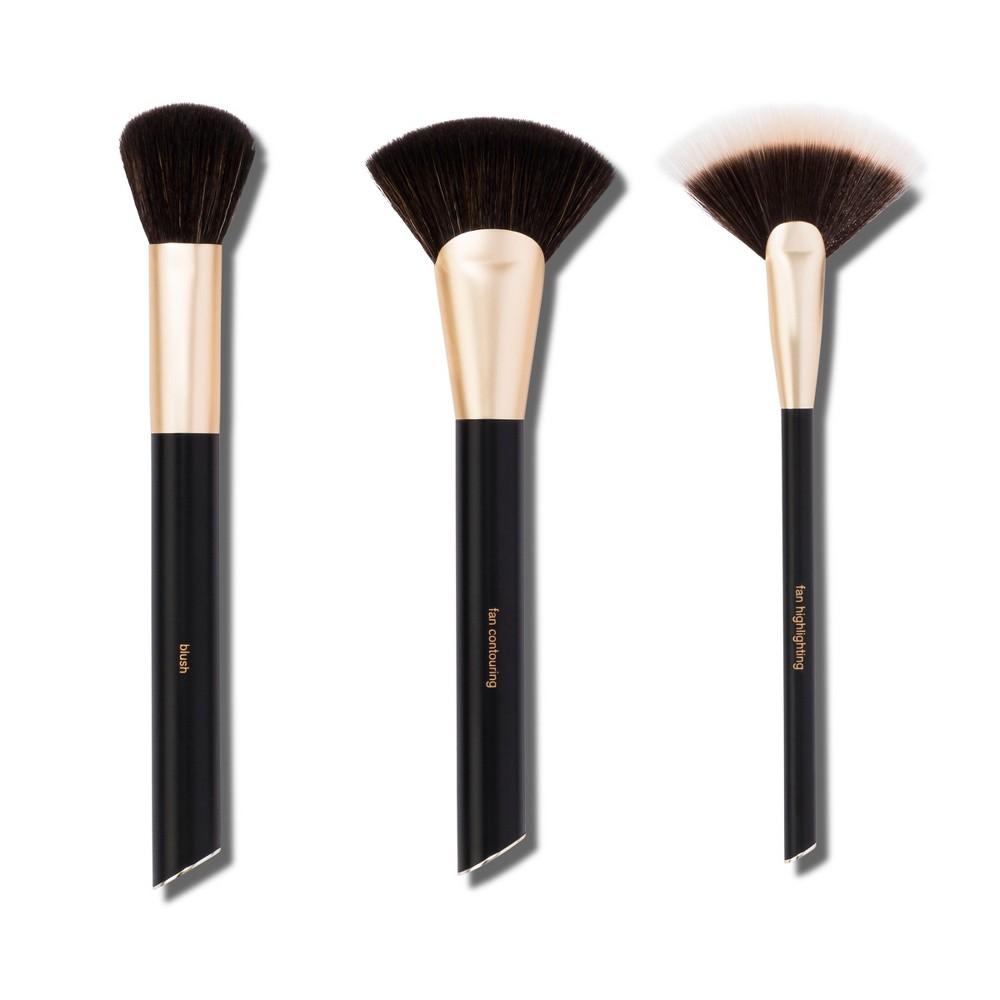 Sonia Kashuk Contouring & Highlighting Brush Set No 532