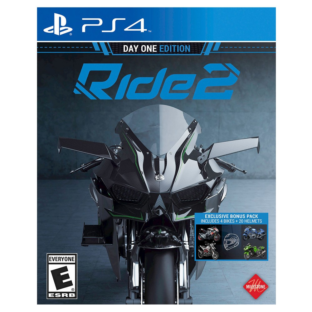 Ride 2 PlayStation 4, video games