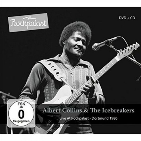 Albert collins - Live at rockpalast:Albert collins (CD) - image 1 of 1