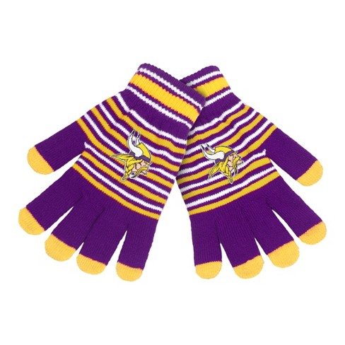 NFL Minnesota Vikings Knit Glove - image 1 of 1