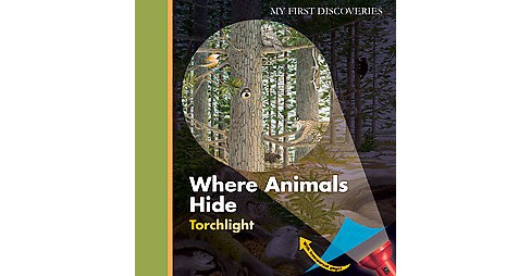 Where Animals Hide (Hardcover) - image 1 of 1