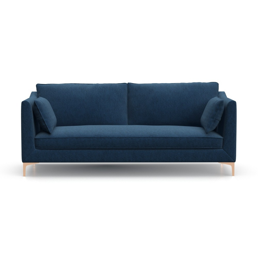 Iris Contemporary Sofa Pacific Blue - AF Lifestlye